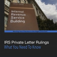 Private Letter Rulings