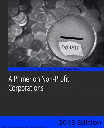 A Primer on Non-Profit Corporations