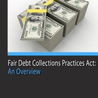 Fair Debt Collections Practices Act1