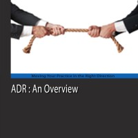 ADR-an-overview