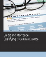 Credit-and-Mortgage-Qualifying-Issues-in-a-Divorce