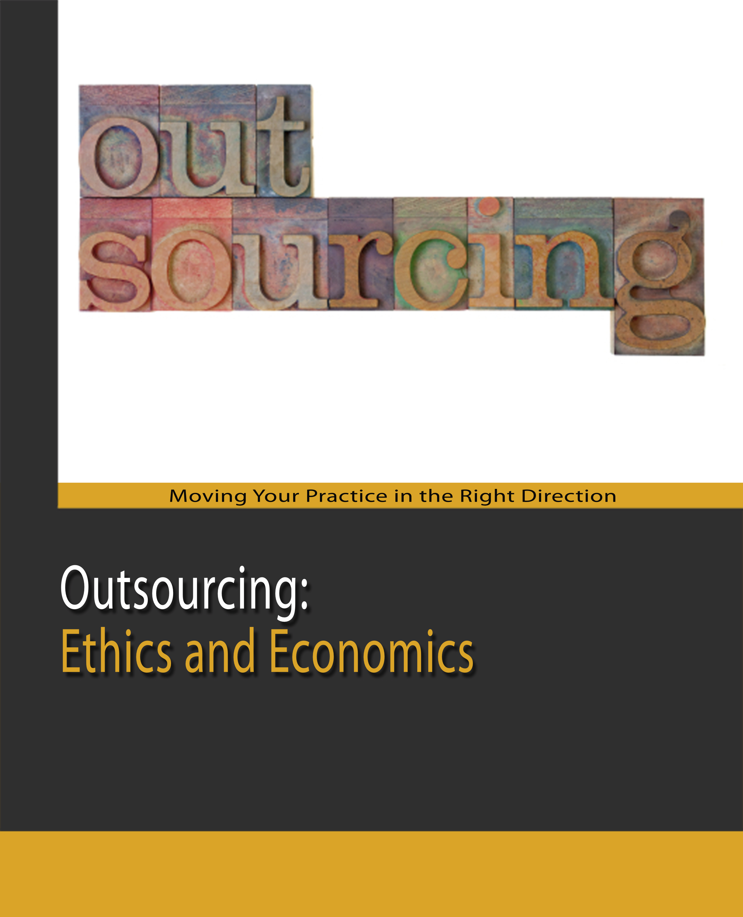 outsourcing is it ethical An ethical business problem arises in case of outsourcing the decision making framework can be used to explore the dilemma and to develop a course of action in order to resolve this problem by using the utilitarian approach and ensuring that the maximum number people are helped or favored by the decision.