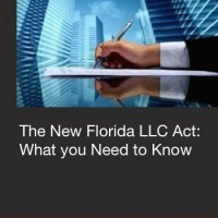 Florida-LLC-Act-New